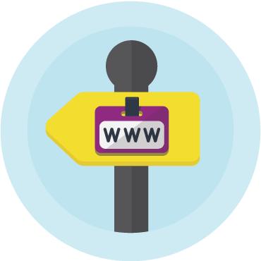 Настройте переадресацию домена за 99 рублей
