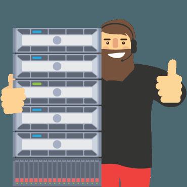 Новая услуга — Расширенная техподдержка хостинга