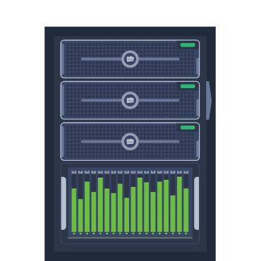 Всё в одном месте — новый дизайн страницы Dedicated-серверов