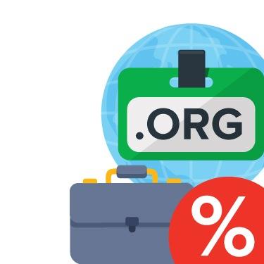 Международный домен .ORG за 799 рублей